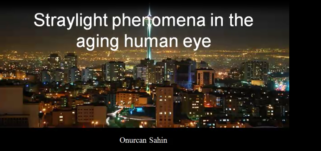 Straylight Phenomena in the aging human eye